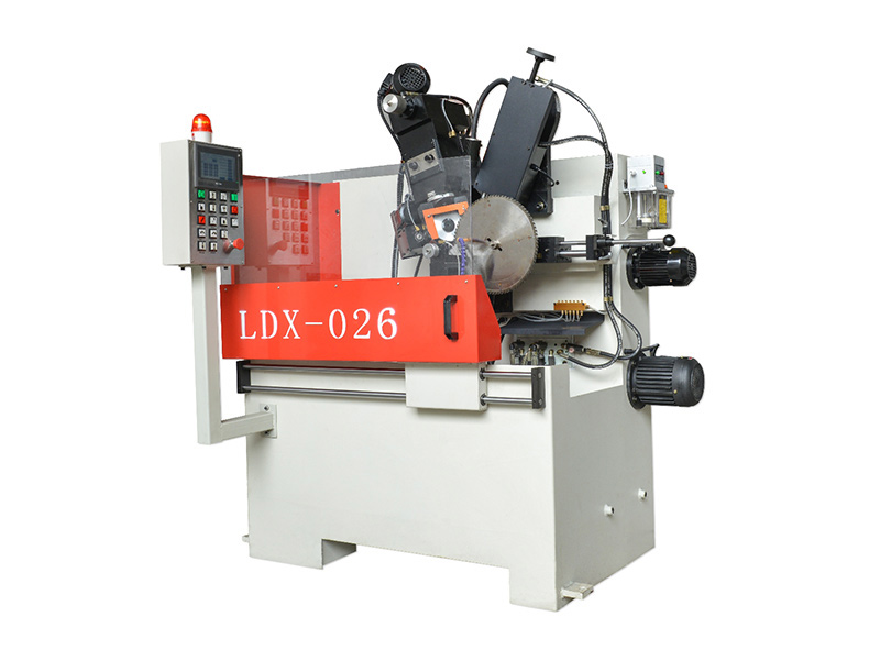 LDX-026 Full-automatic CNC Front and Rear Angle Gear Grinding Machine