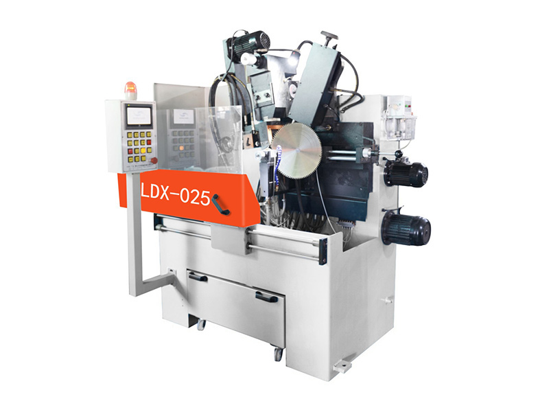 LDX-025 Full-automatic Front and Rear Angle Gear Grinding Machine